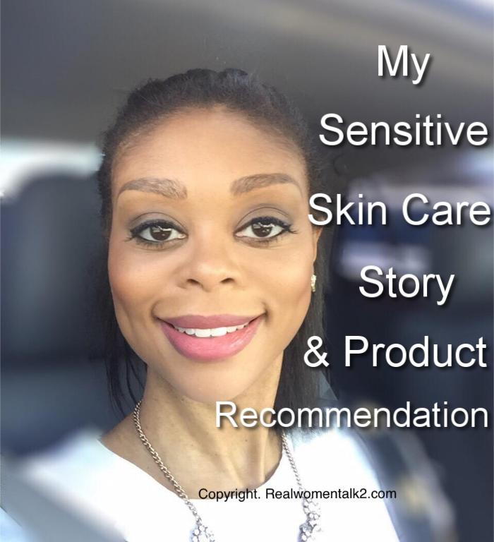 10 Products that will help you if you have Perioral Dermatitis & sensitive skin like me.